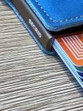 SECRID Miniwallet Indigo 3-Sand